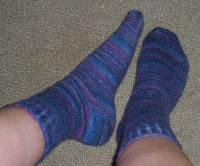 socks, trekking pro natura, #1607