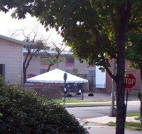 13th Street Garden site.