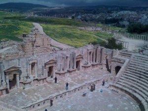Jerash - Roman Coliseum