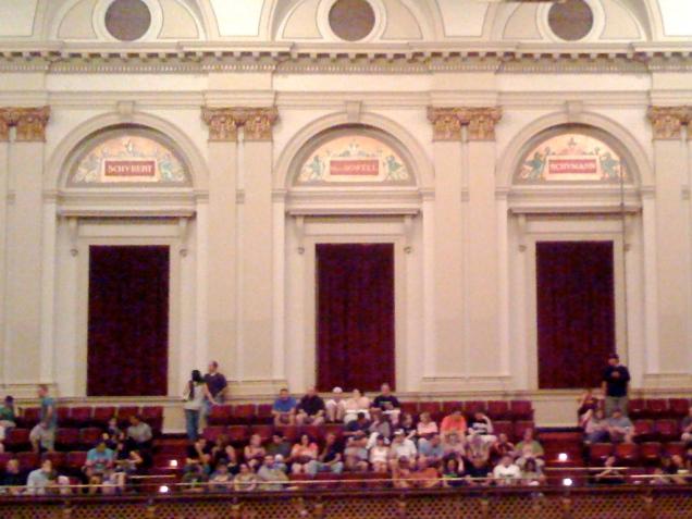 June 14: Opera House