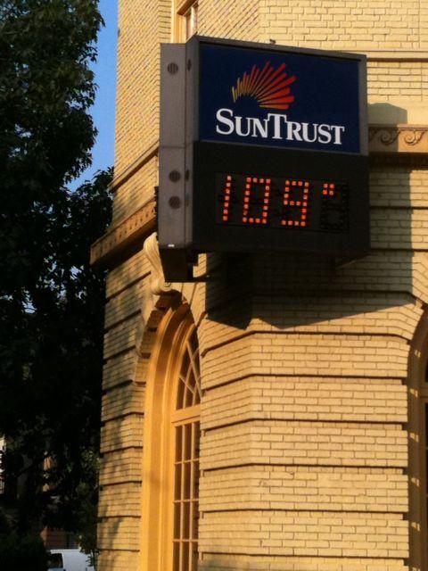 Sun Trust Sez: 109