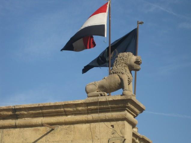Cairo, January 2010