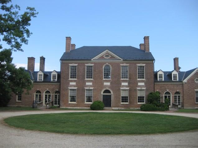 Woodlawn Plantation in Alexandria, VA.