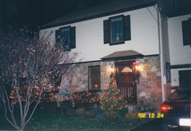Christmas Eve, 2002 (no snow)