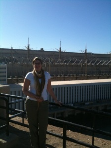 Me at the Aswan High Dam, which opened the year I was born. We were both 38 in this photo.