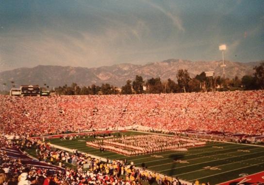 Super Bowl XXI, Rose Bowl Stadium, Pasadena, CA