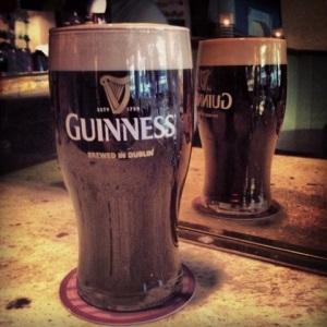 Mmm... Guinness!
