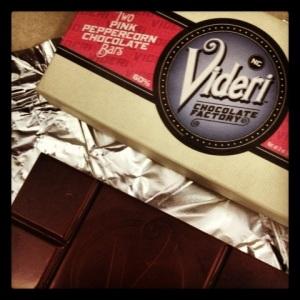 Mmm... Chocolate.