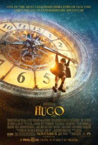 "The ""Hugo"" movie poster, via IMDB.com."