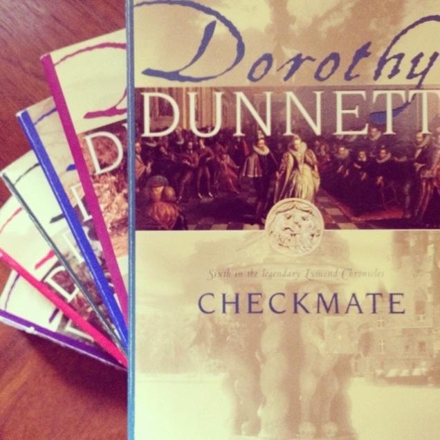 The Lymond Chronicles, by Dorothy Dunnett