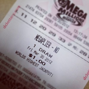 The winning ticket?