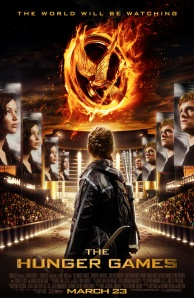 "Movie poster for ""The Hunger Games"" (image: www.thehungergamesmovie.com)"