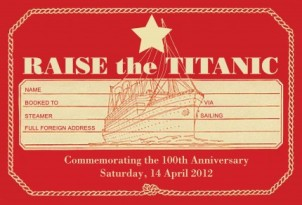 [Fund]Raise the Titanic