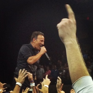 Bruce Springsteen - Charlottesville, VA - October 23, 2010