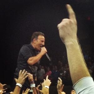 Bruce Springsteen - Charlottesville, VA - October 23, 2010