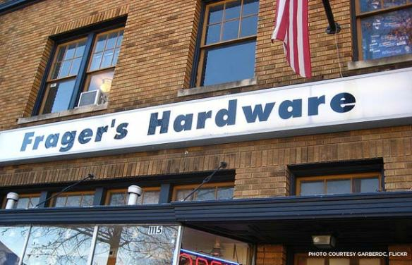 Frager's Hardware: Our Everything Store
