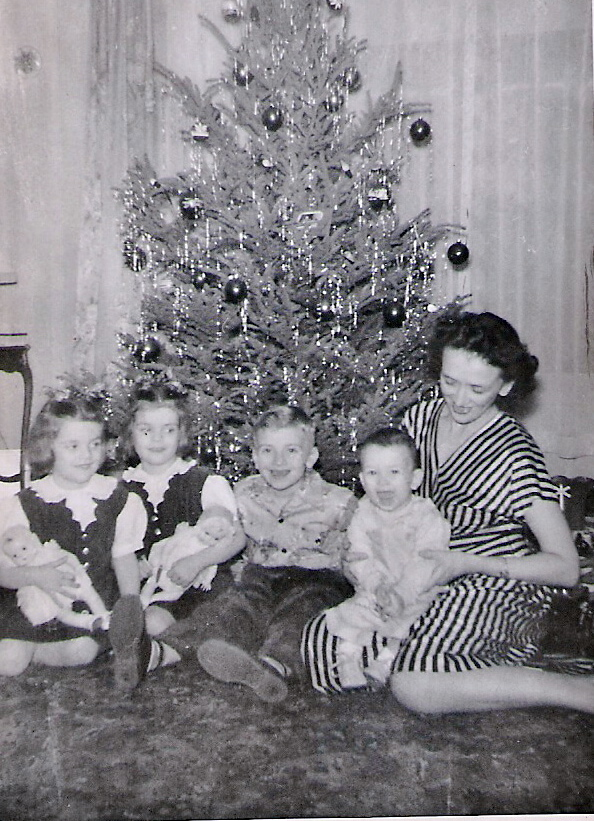 #ThrowbackThursday: Family Christmas